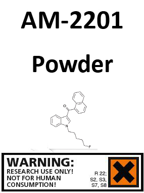 AM-2201 Powder